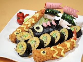 鯉のぼりプレート3 鯉のぼりの飾り